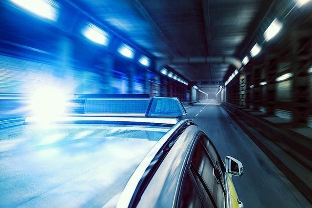 Zwei Verletzte bei Autounfall in Bad Säckingen