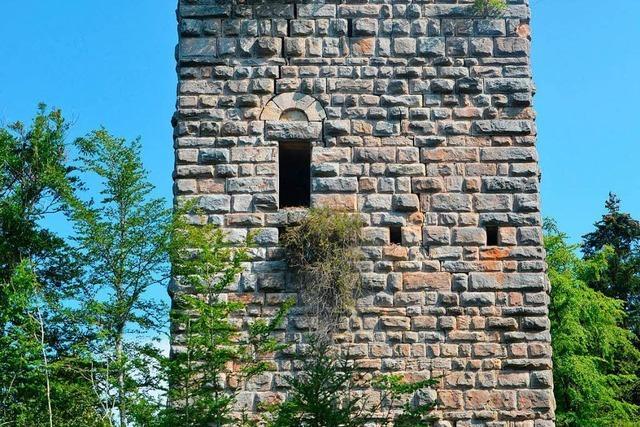 Rätselhafte Schatzkammer der Ruine Steinegg