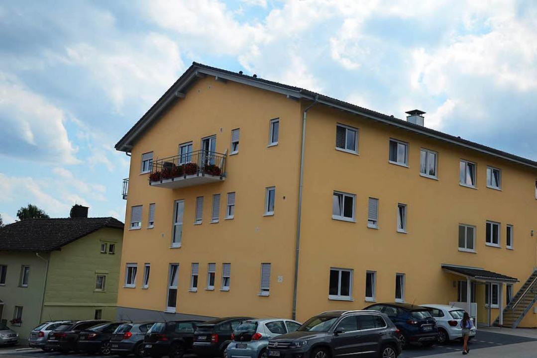 Das  Ärztehaus in Grafenhausen     Foto: Sahli