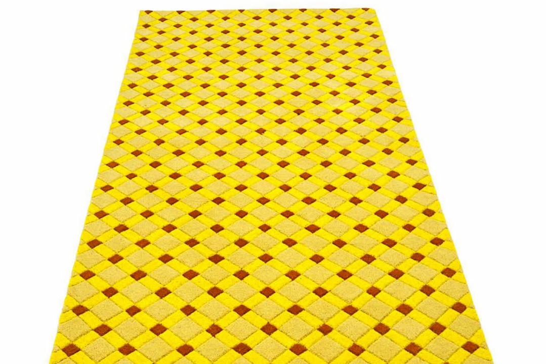 Teppich dämpft Gehgeräusche besser als andere Bodenbeläge.  | Foto: www.rugcouture.com