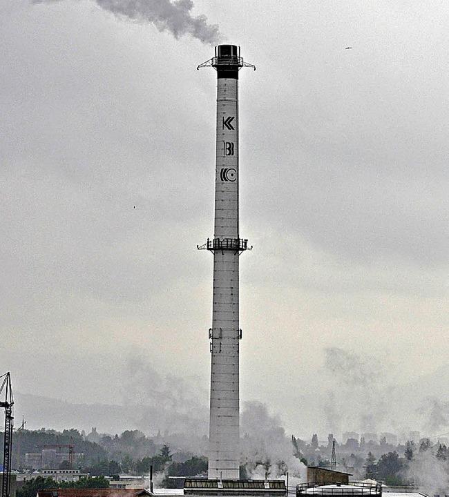 Das Potenzial von Abwärme wird immer häufiger erkannt und genutzt.  | Foto:  B. Ruda