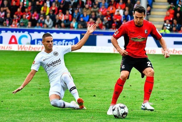 0:2 gegen Frankfurt: Die SC-Spieler in der Einzelkritik