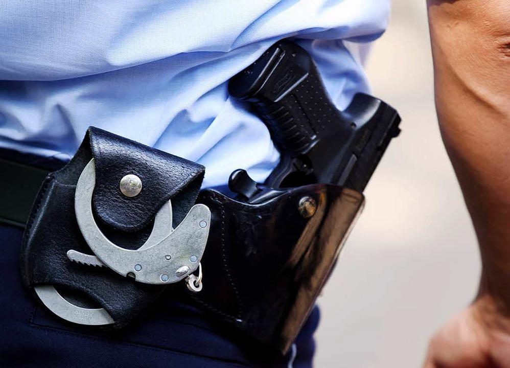 Die Polizei ermittelt  | Foto: dpa