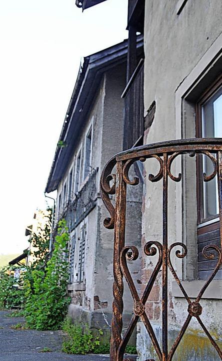 Den Verfall und die Baulücken an der M...rger Köchlinstraße beklagt ein Leser.     Foto: Bergmann