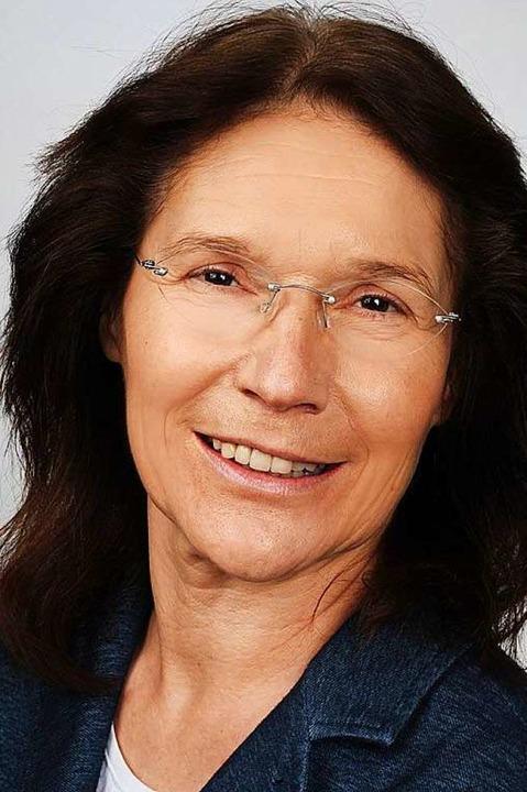 Margot Eisenmeier ist 52 Jahre und in ...tig.<Autorenkürzel>sat</Autorenkürzel>  | Foto: Privat