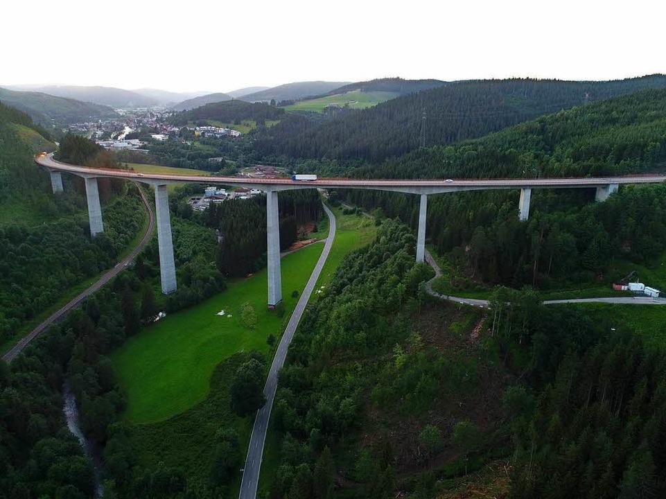Neustädter Viadukt.    Foto: Philippe Thines