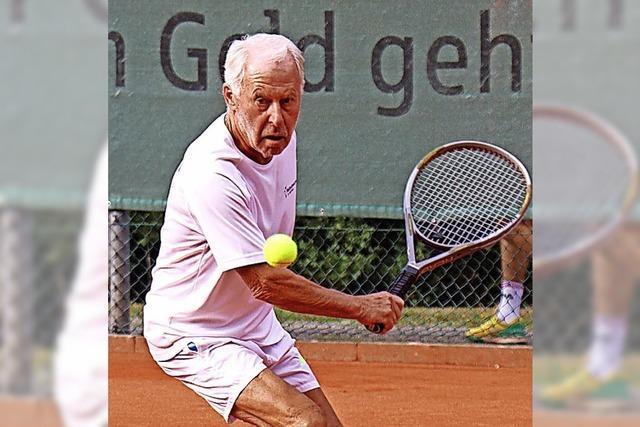 Erfolgreiches Tennisjahr