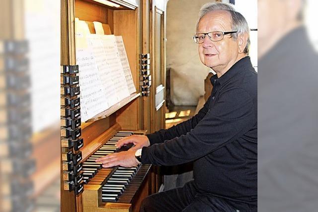 Die Vielfalt der Orgelklänge