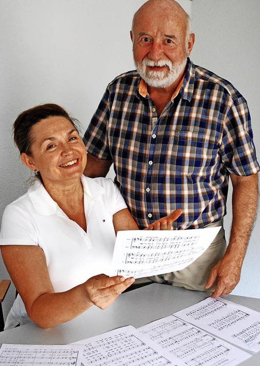 Olga Endewarth und Manfred Voigt suchen Mitstreiter  | Foto: Jahn