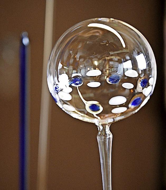 <ppp></ppp>und sieht nach dem Blasen so aus.  | Foto: Susanne Gilg
