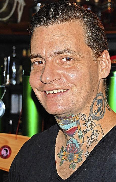 Mick Gäntzel will regionalen Bands eine Plattform bieten.   | Foto: Tolsdorf