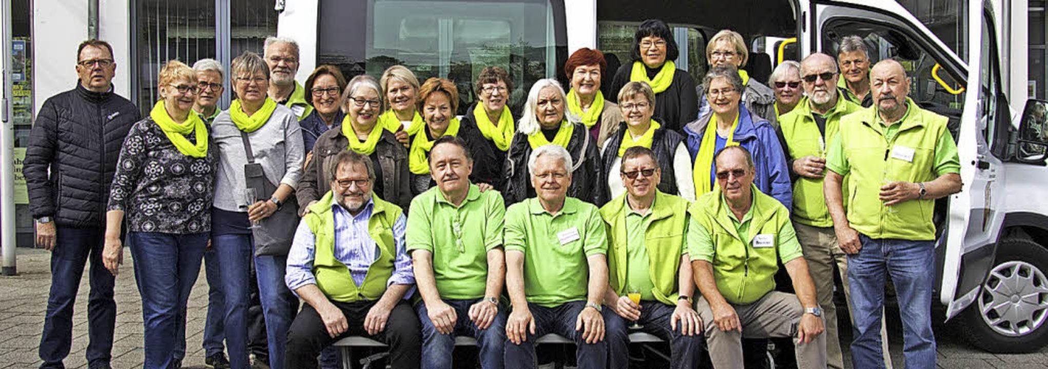 Die Mobilisierungskampagne des Bürgerb...dem Projekt und votierten auch dafür.     Foto: Breuer