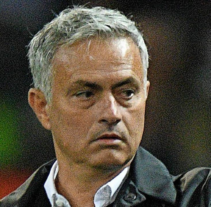 José Mourinho  | Foto: dpa