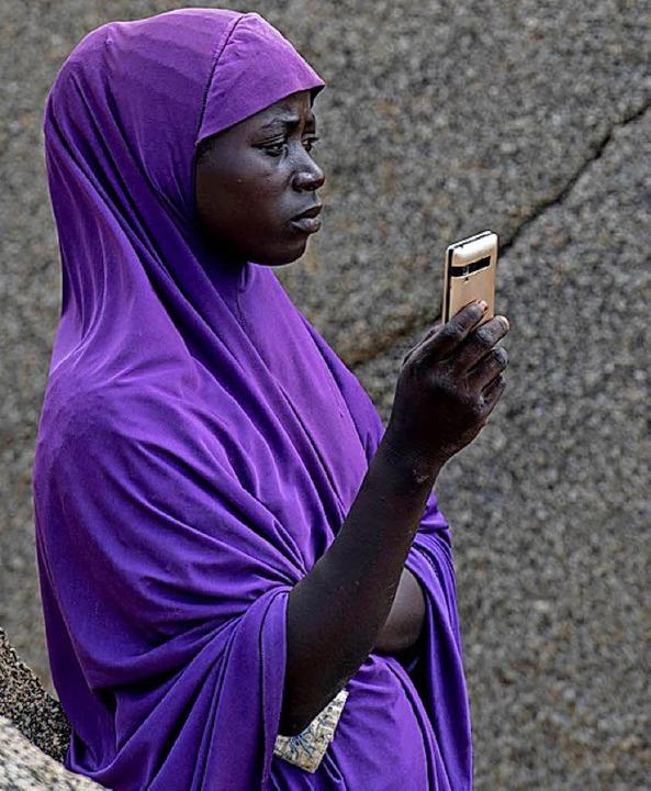 Auch Nigeria steht auf dem Programm der Kanzlerin.  | Foto: AFP