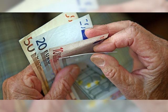 Rente sollte für die nächste Generation sicher sein