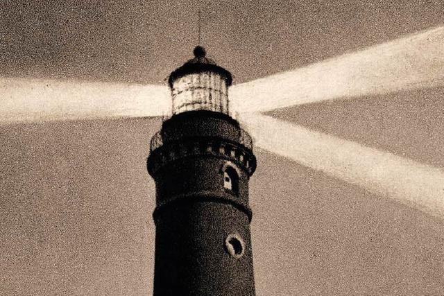 Ein wunderbarer Bildband über Leuchttürme