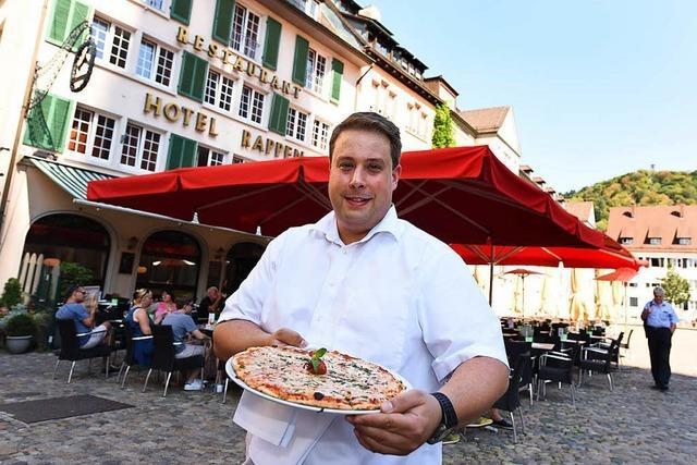 Freiburger Wirt findet keine Köche und bietet Pizza statt badischer Küche an
