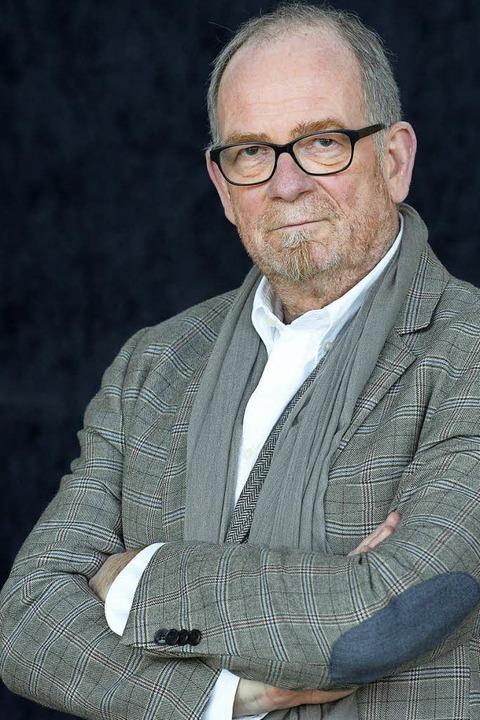 Holger Thiemann ist der Chef fürs Stadtjubiläum.  | Foto: Ingo Schneider