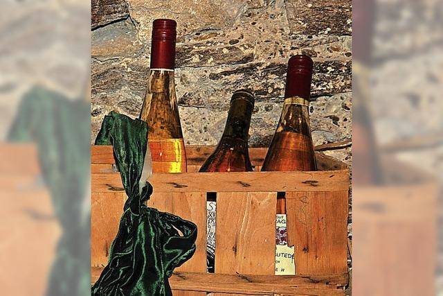 Ein Stelldichein von Mode und Wein