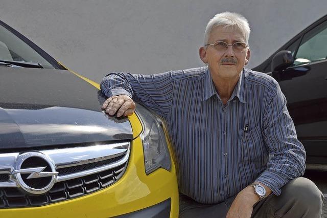 Das Herz schlägt für Opel