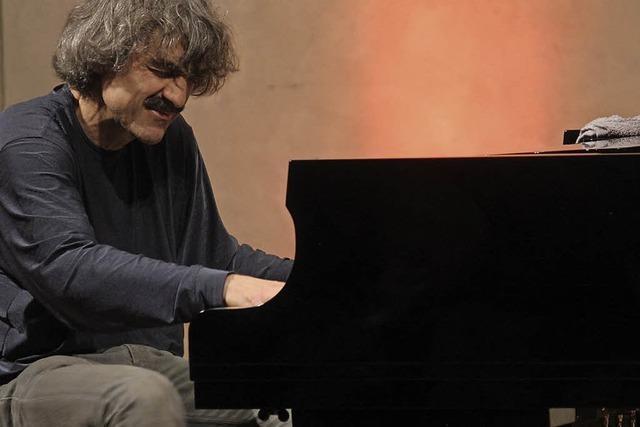 Jazzpianist Thomas Scheytt
