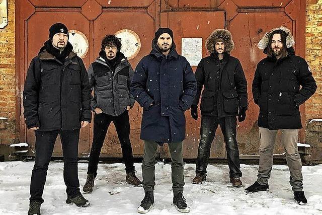 Die Schweizer Band Souls Revival spielt am Samstag in der Raumstation Sternen in Auggen