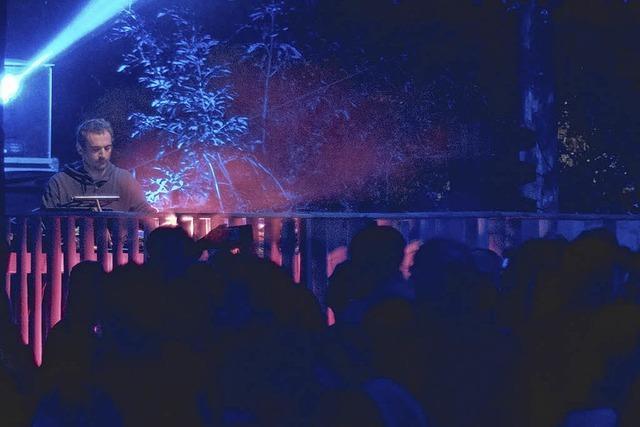Festival elektronischer Musik für die ganze Familie
