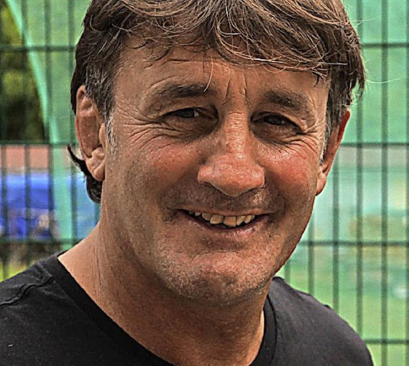 Bernd Reichenbach  | Foto: Uwe Rogowski
