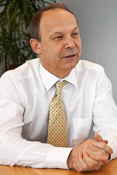 Christoph  Goppelsroeder     Foto: DSM