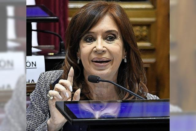 Cristina Kirchners geheimnisvolle Millionen