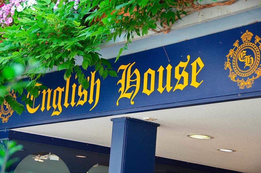 Steht schon lange leer: Das English House.  | Foto: Susanne Müller