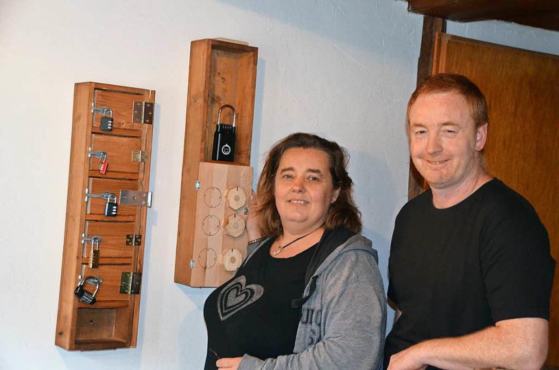 Ein Englisches Paar Hat Escape Rooms In Den Schwarzwald Gebracht St Blasien Badische Zeitung