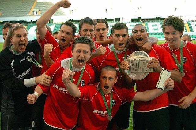 Was ist aus den Talenten der A-Junioren des SC Freiburg geworden?