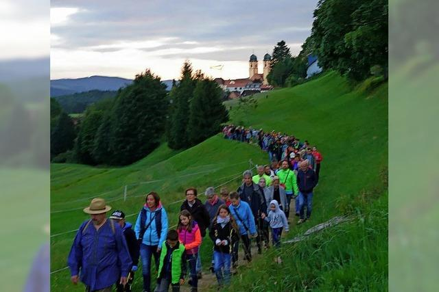 Letzte Geisterwanderung in St. Märgen