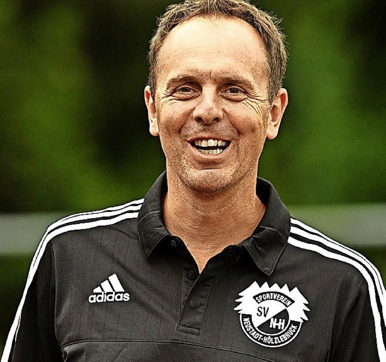 Trainer Tobias Urban  | Foto: scheu