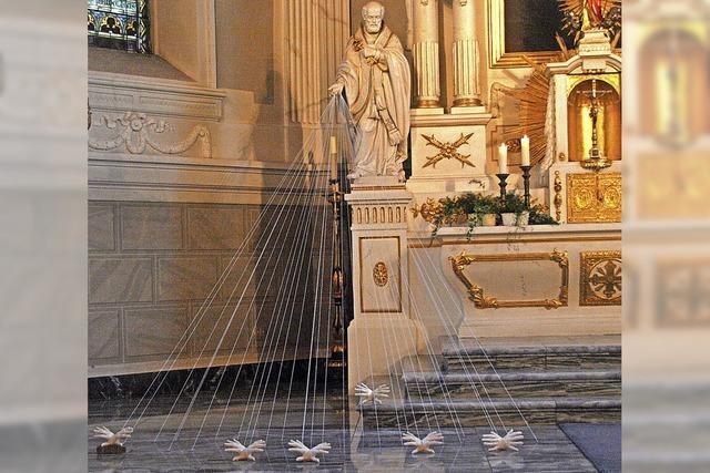 Kunst in der Pfarrkirche St. Zeno