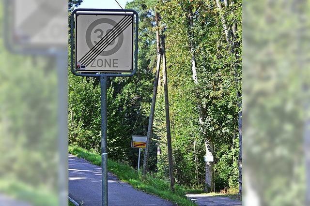 Rat will weniger Verkehr im Wald