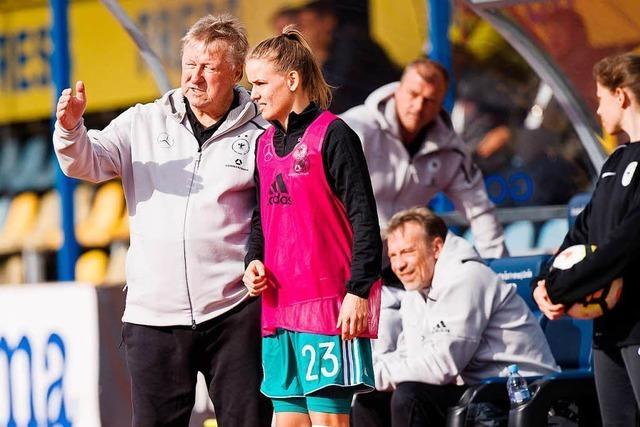DFB-Auswahl steht gegen Island in der Bringschuld