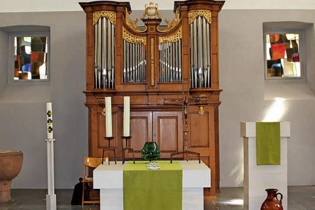 Kirchen sind noch bis zum 8. September geöffnet