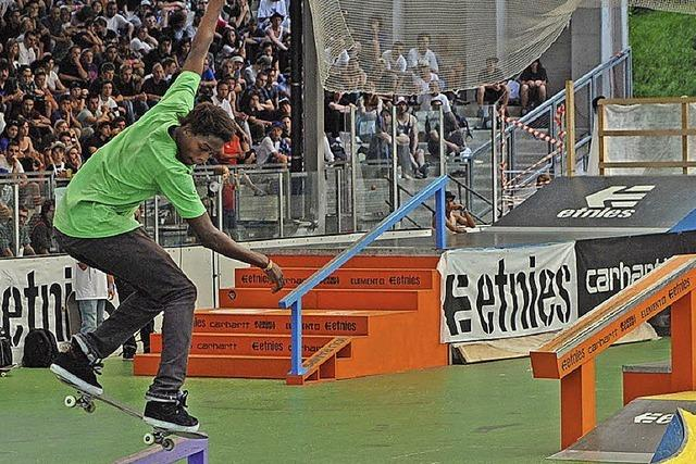 Die Skateboardszene erlebt eine Wiederauferstehung