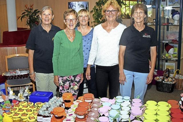 Erfolgreicher Basar für die Landfrauen