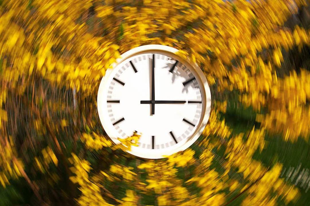 Die Zeitumstellung könnte bald passé sein.  | Foto: dpa
