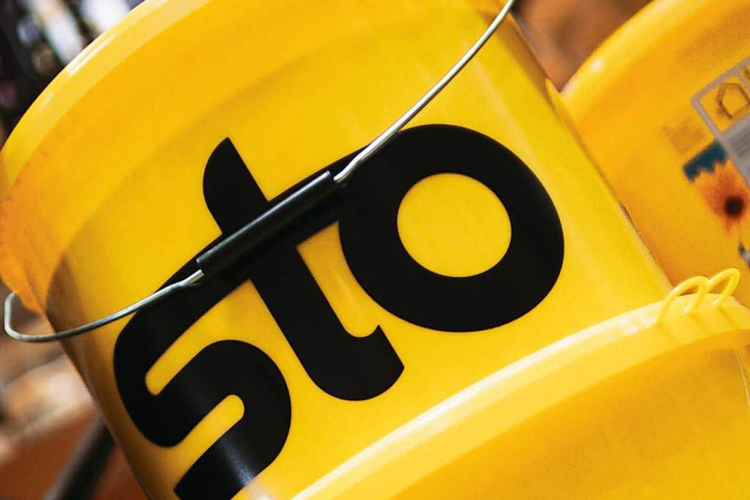 Bei Sto entwickelt sich der Gewinn nicht so wie erwartet.  | Foto: STO