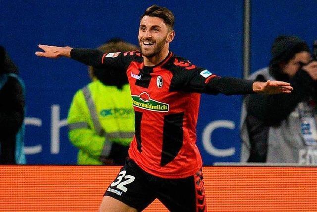 Warum wollte Vincenzo Grifo nicht zurück zum SC Freiburg?