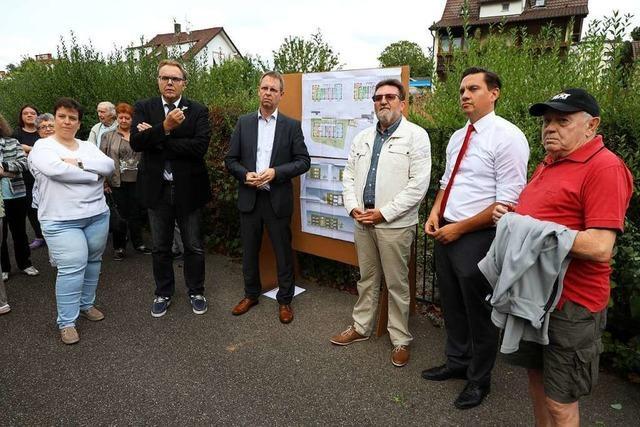 Anwohner äußern Bedenken gegen Neubau in Leopoldstraße