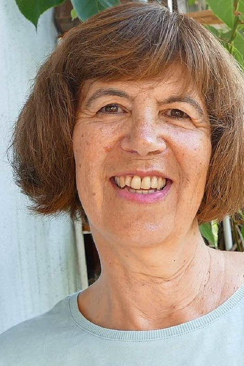 Ingrid Doser  | Foto: Miriam Theilacker