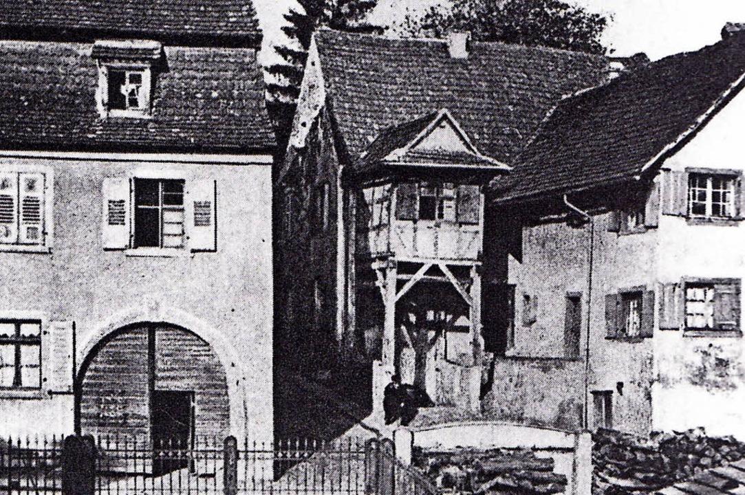 | Foto: Markgräfler Museum/Sammlung Glaubrecht
