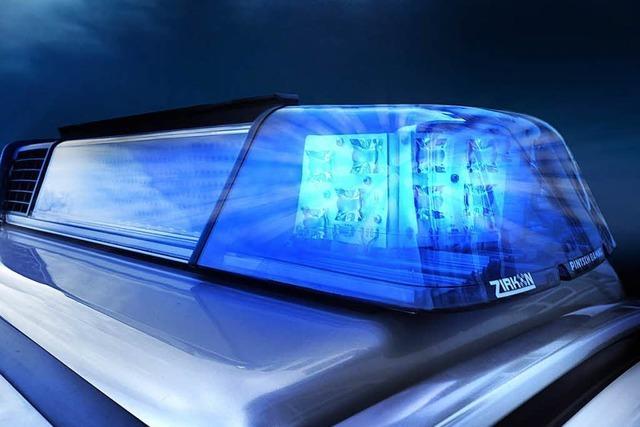 Ein Unbekannter soll eine Frau in Kirchhofen belästigt haben