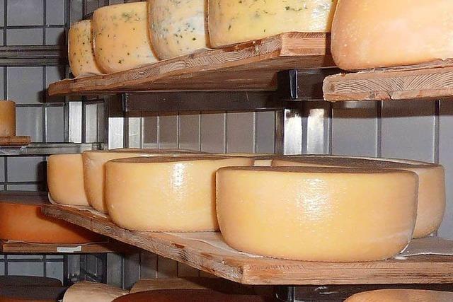 Landratsamt warnt wegen Listerien vor Käse aus Elzach