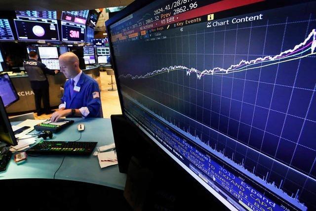 US-Aktienmarkt hat sich abgekoppelt